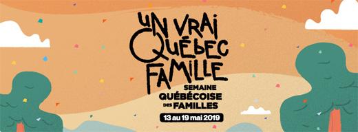 affiche semaine québécoise des familles