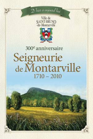 affiche seigneurie de montarville