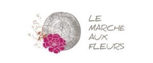 logo marché aux fleurs