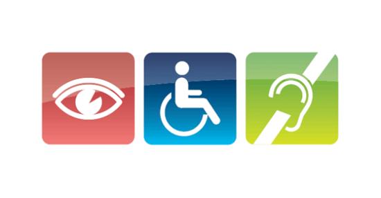 pictogramme d'handicapes