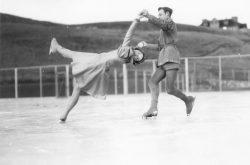 Photo - exposition Coup de patins