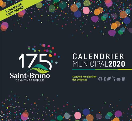 calendrier municipal
