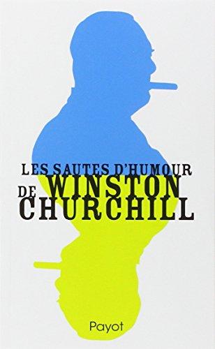 couverture Les sautes d'humour de Winston Churchill