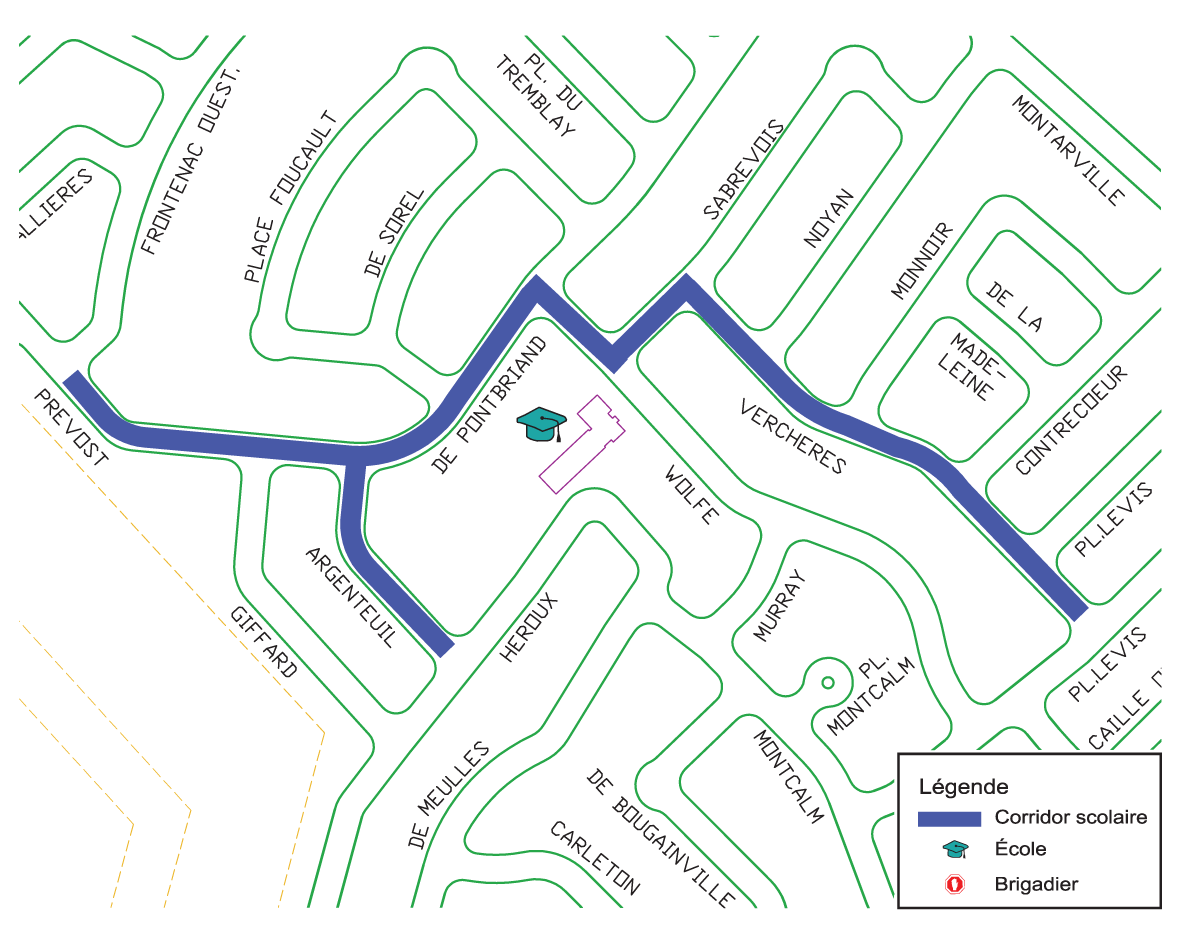 courtland-park-corridors