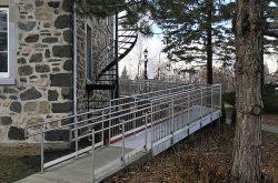 Vieux Presbytere travaux accessibilite