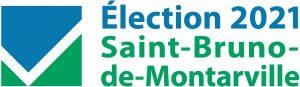 logo election 2021 Saint-Bruno-de-Montarville
