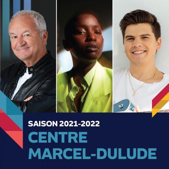affiche centre Marcel-Dulude