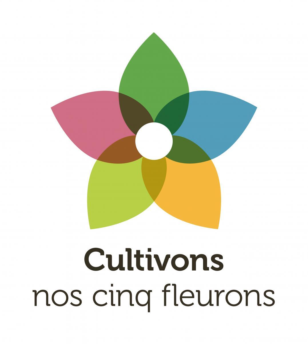 Cultivons nos 5 fleurons