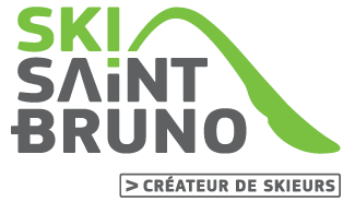 Logo Ski Saint-Bruno Createur de skieurs
