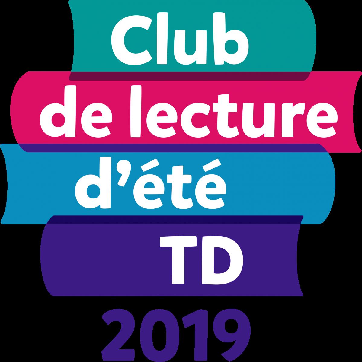 Logo club de lecture TD 2019