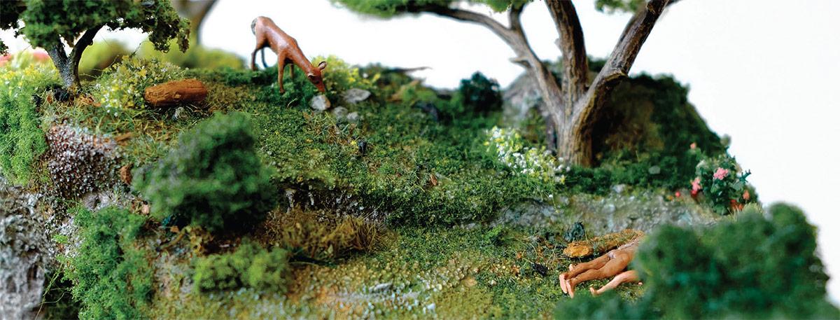 Olivier Roberge, Nous, la nature  (détail)