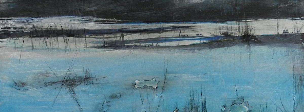 Suzanne Langlois - Aire Pure (détail)