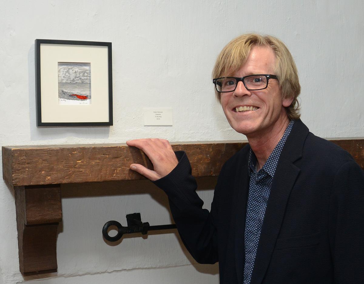 Concours des artistes locaux 2018 - Aidan Warnock